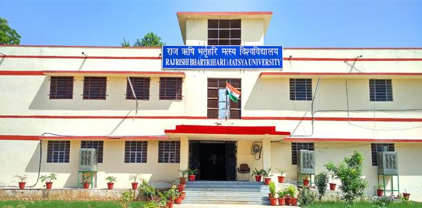 Raj Rishi Bharthari Matsya University Alwar